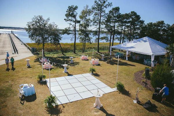 Mary and Ben's Wedding in Wilmington, North Carolina 16