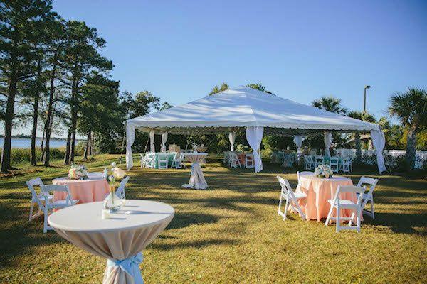 Mary and Ben's Wedding in Wilmington, North Carolina 17