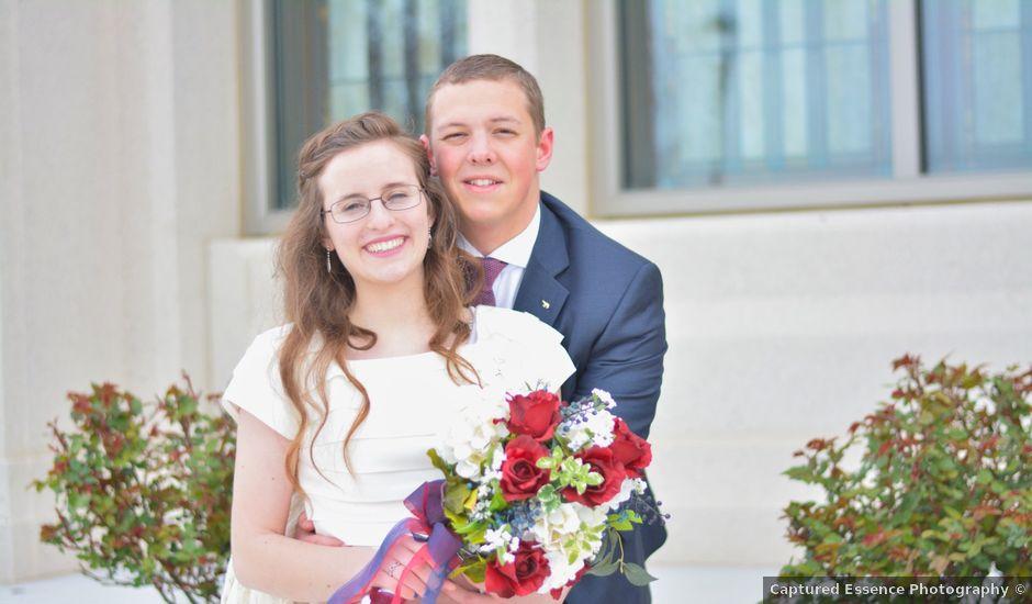 Dominic and Desiree's Wedding in Meridian, Idaho