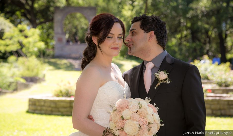 Ethan and Bethany's Wedding in Austin, Texas
