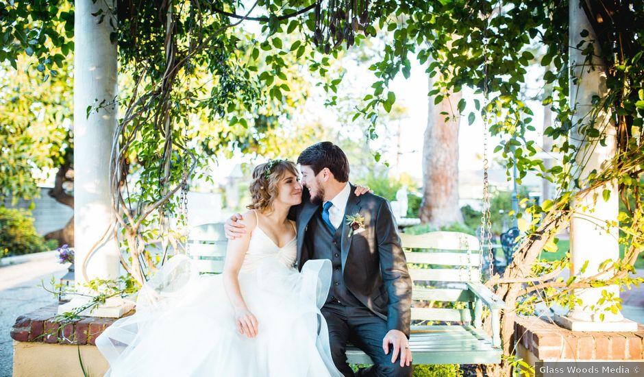 Michelle and Garrett's Wedding in Orange, California