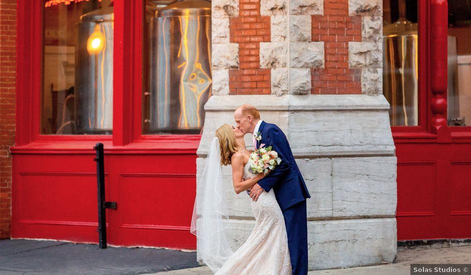 David and Gina's Wedding in Syracuse, New York
