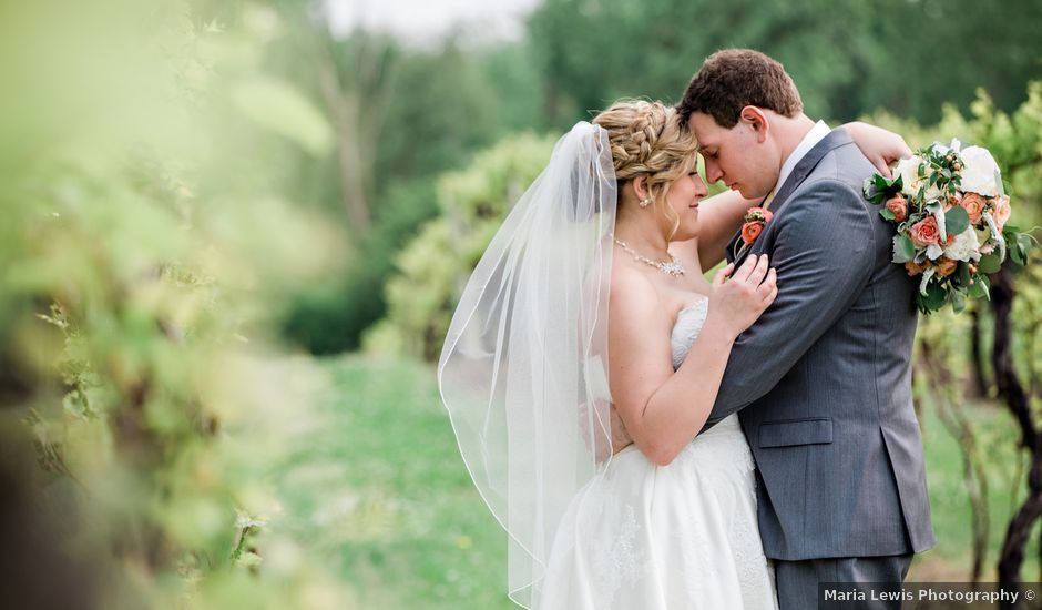 Edward and Diana's Wedding in Buchanan, Michigan