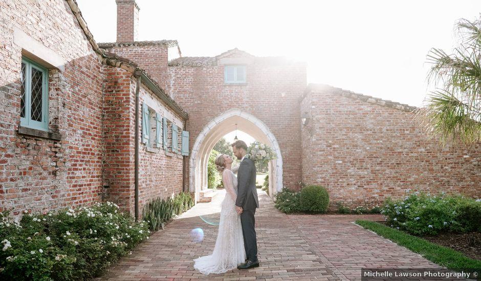 Ben and Caitlin's Wedding in Winter Park, Florida