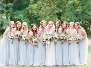 Kelsea and Taylor's Wedding in Pell City, Alabama 5