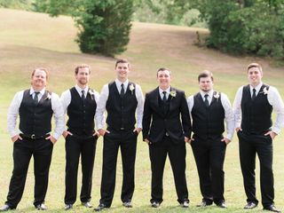 Kelsea and Taylor's Wedding in Pell City, Alabama 8