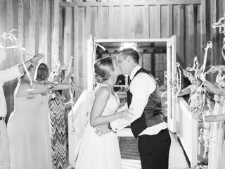 Kelsea and Taylor's Wedding in Pell City, Alabama 22
