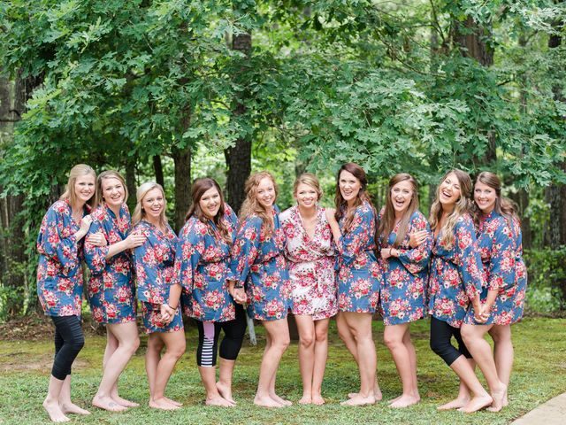 Kelsea and Taylor's Wedding in Pell City, Alabama 3