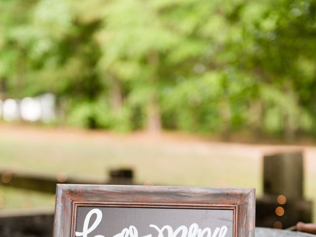 Kelsea and Taylor's Wedding in Pell City, Alabama 18