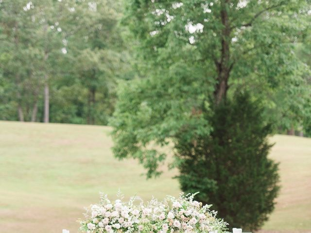 Kelsea and Taylor's Wedding in Pell City, Alabama 11