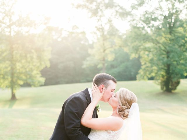 Kelsea and Taylor's Wedding in Pell City, Alabama 16
