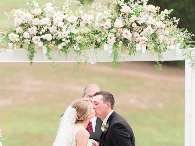 Kelsea and Taylor's Wedding in Pell City, Alabama 12