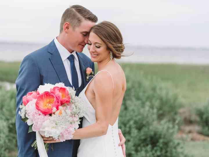 The wedding of Kari and Dustin