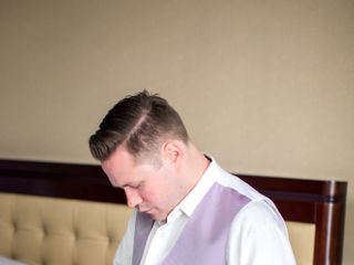 Patrick and Julie's Wedding in Pittsburgh, Pennsylvania 14