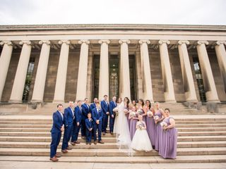 Patrick and Julie's Wedding in Pittsburgh, Pennsylvania 32