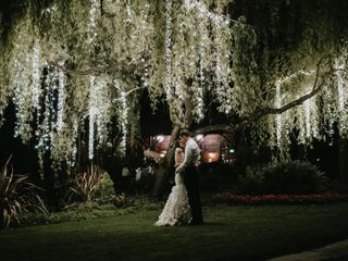 The wedding of Conrad and Jessica 1
