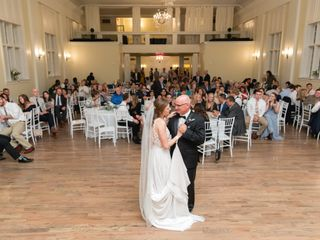 The wedding of Victoria and Cazi 1