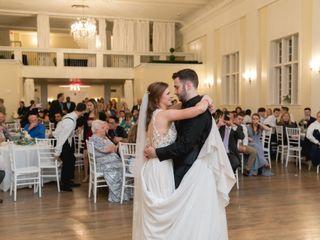 The wedding of Victoria and Cazi 2