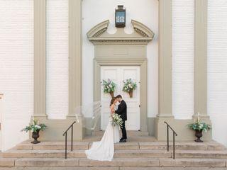 The wedding of Victoria and Cazi