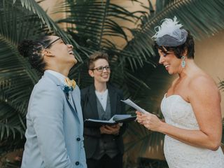 The wedding of Nicole and Tonya 2