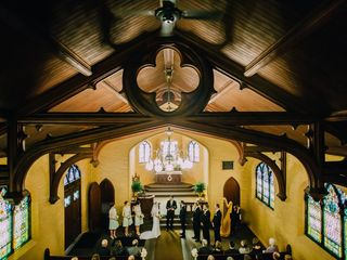 Heather and Sam's Wedding in Portland, Maine 3