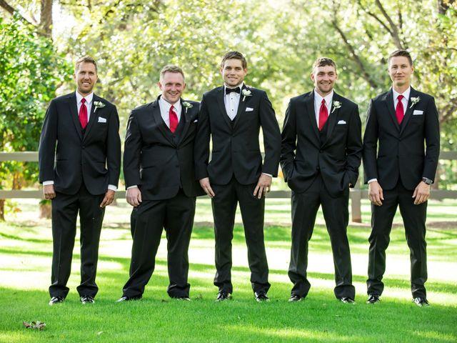 Zach and Shawnte's Wedding in Phoenix, Arizona 7