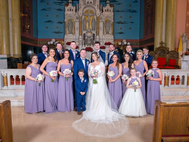 Patrick and Julie's Wedding in Pittsburgh, Pennsylvania 27