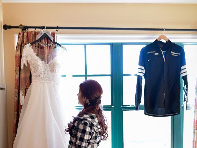 James and Alysha's Wedding in Vernon, New Jersey 4
