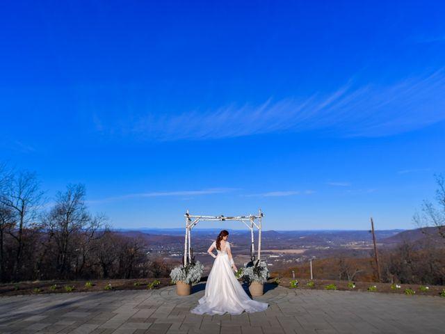 James and Alysha's Wedding in Vernon, New Jersey 9