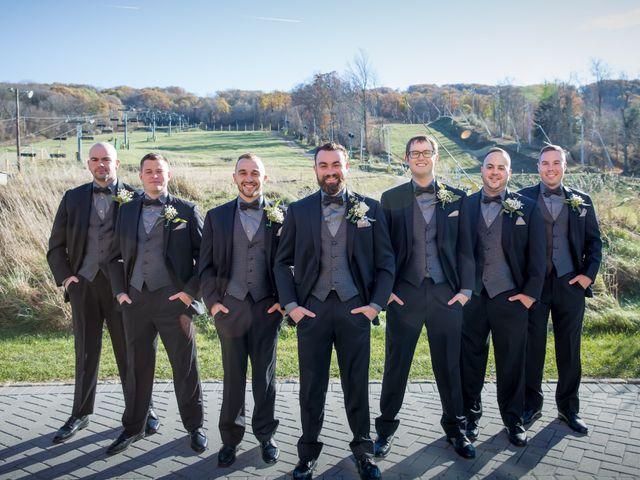 James and Alysha's Wedding in Vernon, New Jersey 15
