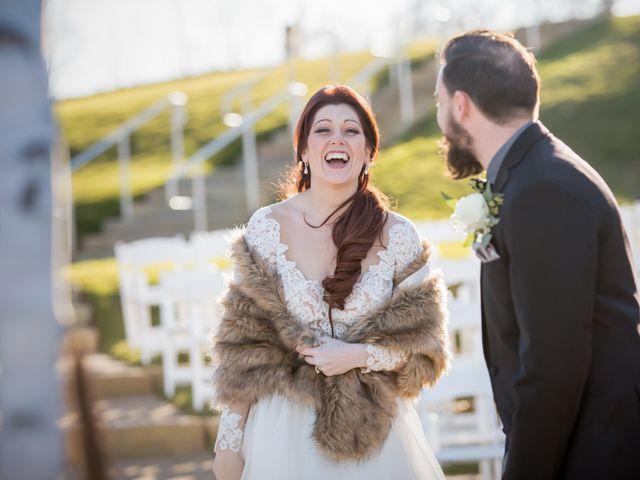 James and Alysha's Wedding in Vernon, New Jersey 20