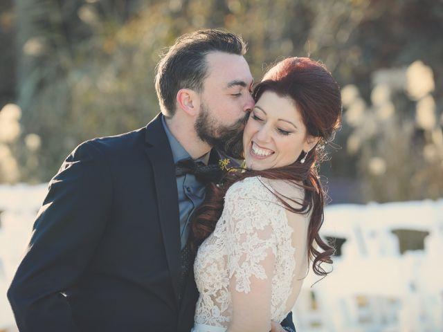 James and Alysha's Wedding in Vernon, New Jersey 21