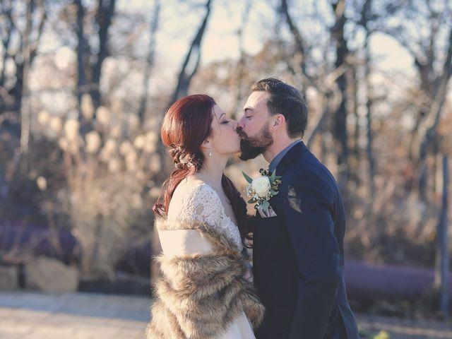 James and Alysha's Wedding in Vernon, New Jersey 22