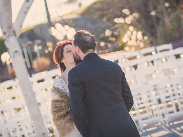 James and Alysha's Wedding in Vernon, New Jersey 23