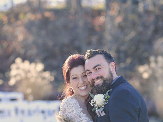 James and Alysha's Wedding in Vernon, New Jersey 24