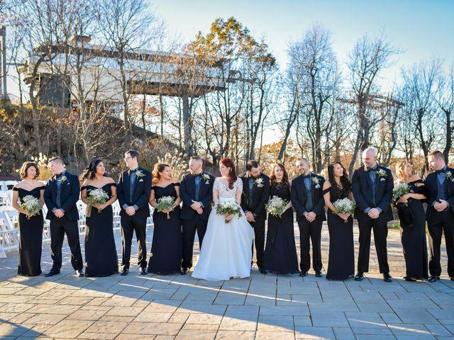 James and Alysha's Wedding in Vernon, New Jersey 29