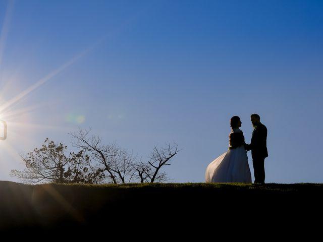 James and Alysha's Wedding in Vernon, New Jersey 30