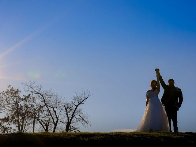 James and Alysha's Wedding in Vernon, New Jersey 31