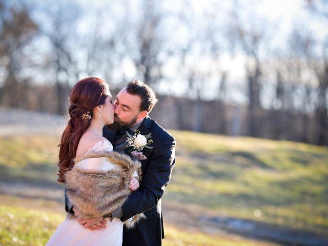 James and Alysha's Wedding in Vernon, New Jersey 33