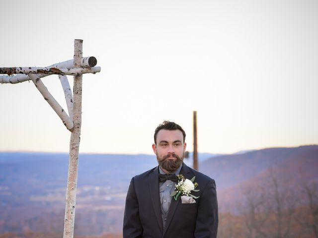 James and Alysha's Wedding in Vernon, New Jersey 38
