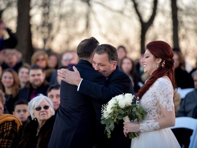 James and Alysha's Wedding in Vernon, New Jersey 39