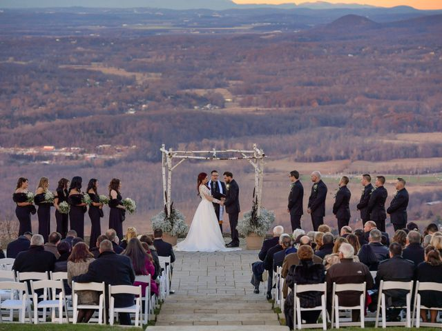James and Alysha's Wedding in Vernon, New Jersey 43