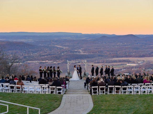 James and Alysha's Wedding in Vernon, New Jersey 44