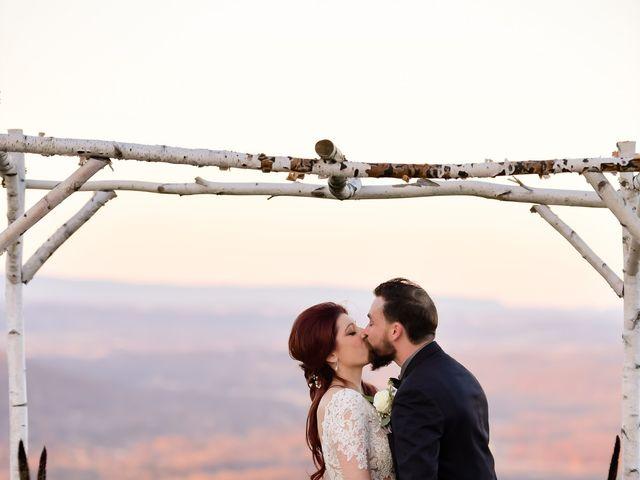 James and Alysha's Wedding in Vernon, New Jersey 46