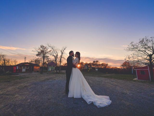 James and Alysha's Wedding in Vernon, New Jersey 49