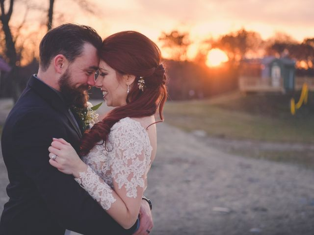 James and Alysha's Wedding in Vernon, New Jersey 50