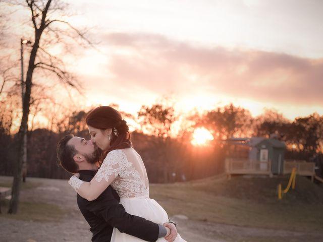 James and Alysha's Wedding in Vernon, New Jersey 51