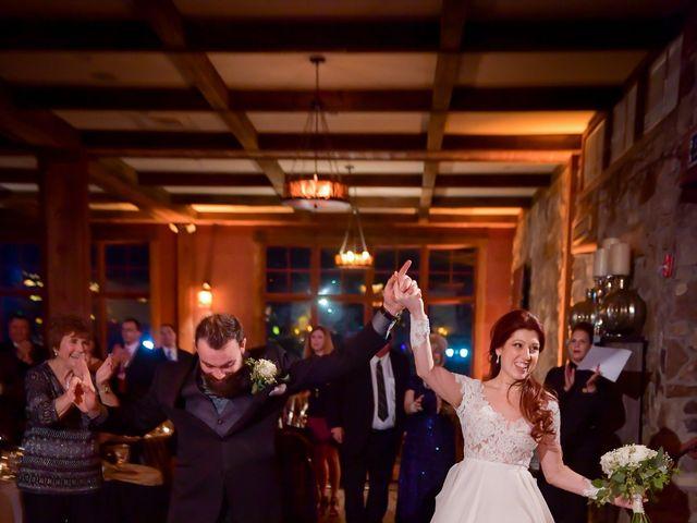 James and Alysha's Wedding in Vernon, New Jersey 54