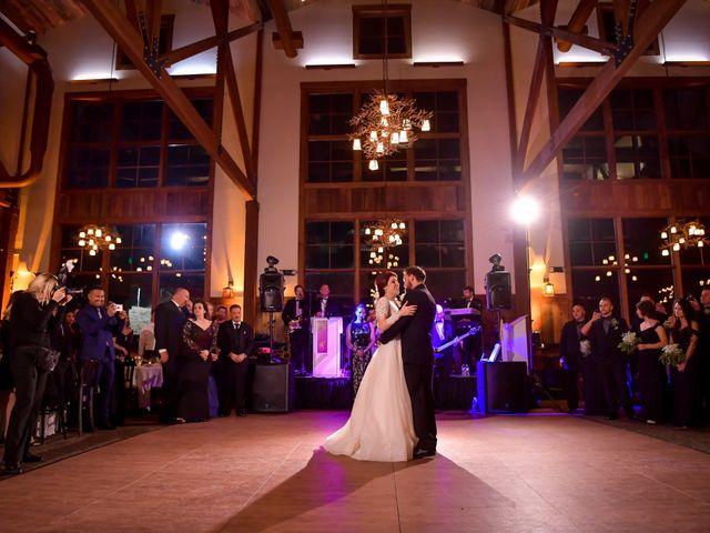 James and Alysha's Wedding in Vernon, New Jersey 56