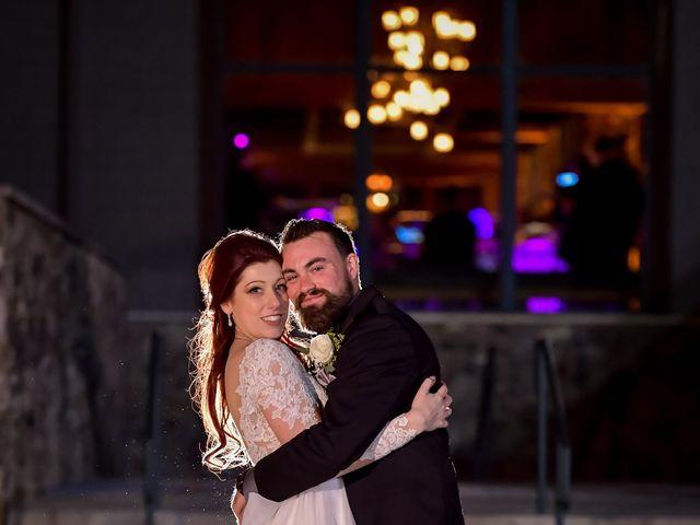 James and Alysha's Wedding in Vernon, New Jersey 57